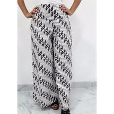 Harga Pitakita Celana Batik Kulot Panjang Klok K05 Termahal