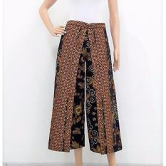 Promo Pitakita Celana Batik Kulot Panjang Lolita05 Murah