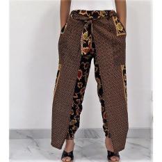 Harga Pitakita Celana Batik Kulot Panjang Mano Yang Murah Dan Bagus