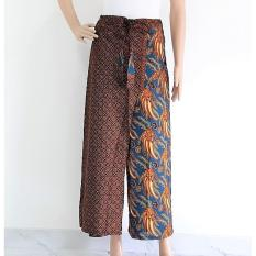 Pitakita Celana Batik Kulot Panjang Nadia N06