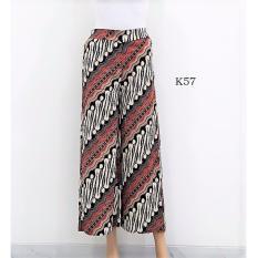 pitakita Celana Batik Kulot Panjang Silfana CK57