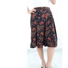 Dapatkan Segera Pitakita Celana Kulot Batik Ck 005B Kupu Kupu