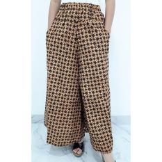 Pitakita Celana Kulot Panjang Batik Cpb 22 Cr