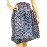 Tips Beli Pitakita Rok Span Batik Biru