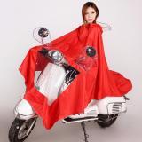 Jual Pitaldo Jas Hujan 1Pcs Full Body 2In1 Untuk Pengendara Sekaligus Sepeda Motor Kesayangan Merah Branded