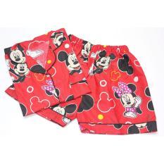 Piyama / Baju Tidur Couple (Short Pants)