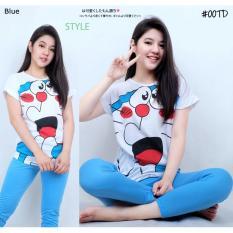 Piyama Doraemon Big Face