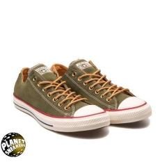 Planet Sneakers - Sepatu New Convers Alstar Peached Ring Gold Canvas Lowcut Unisex