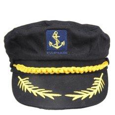 Source · Rp 148.000. Platim Mode Terkini Hitam Yang Keren Angkatan Laut  Lautan Pelaut Topi Kapten . 65f4a2e143