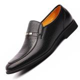 Spesifikasi Playboy Produk Asli Bernapas Bisnis Formal Musim Panas Sandal Kulit Sepatu Pria Hitam Sepatu Pria Sepatu Sendal Lengkap