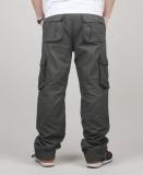 Harga Plus Ukuran Kargo Pria Besar Pant Santai Pria Elastis Pinggang Multi Pocket Keseluruhan Pria Besar Panjang Baggy Besar Trouser Intl Origin