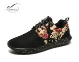 Toko Plus Ukuran Unisex Pasangan Bordir Outdoor Sport Merek Menjalankan Sepatu Redaman Lembut Sneakers Untuk Wanita Mens Zapatillas Hombre Intl Lengkap