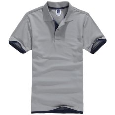 Spesifikasi Plus Ukuran Xs 3Xl Baru Pria Polo Shirt Pria Wanita Unisex Pendek Sleeve Kapas Kemeja Olahraga Golf Jerseys Mens Kemeja Casual Bernapas Intl Yg Baik