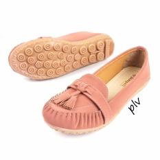 Harga Pluvia Sepatu Flat Shoes Loafers Tassel An05 Salem Di Jawa Barat
