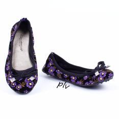 Kualitas Gratica Sepatu Flat Shoes Bd09Bg Ungu Gratica