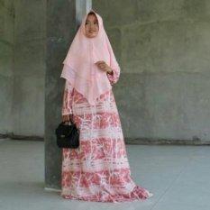 Po Gamis Bambu Wollycrepe Maxmara / Produsen Baju Muslim / Gamis Lyra Virna Syari No