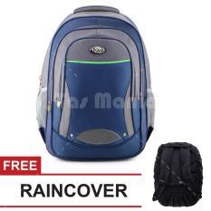 Jual Beli Tas Ransel Polo Usa Sheldrake Dailypack Tas Laptop Casual Backpack Blue Free Raincover Tas Pria Tas Kerja Tas Sekolah Tas Fashion Pria