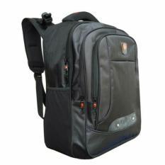 Beli Polo Enter Backpack Tas Ransel Pria 18 Inchi 4014 18 Zv Black Polyester Nylon Original Black Raincover Kredit Dki Jakarta