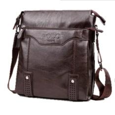 Harga Polo Feidka Tas Selempang Pria Coklat Tua Men S Sling Bag Pl06657 Branded