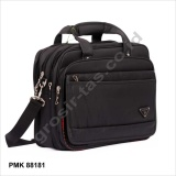 Jual Polo Milano Briefcase 88181 Black Polo Milano Ori