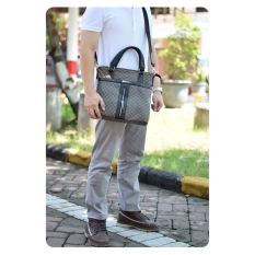 Review Polo Pitbull Men S Handbag Business Bags Tas Kerja Pria Mens Office Bag Tas Jinjing Selempang Pria Import 86601 1 Black Ultimate Di Indonesia