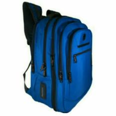 Toko Polo Power Tas Ransel Pria Backpack Expandable Import Laptop Compartemen 82016 18 Zv Blue Raincover Highest Spec Polo Backpack Original Online Di Dki Jakarta