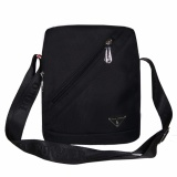 Model Polo Power Tas Selempang Pria 041 M Material Serat Nylon Import Black Terbaru