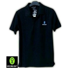 Polo Shirt Kaos Kerah Polo Greenlight