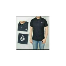 Polo Shirt Kaos Kerah Polo VOLCOM Terbaru