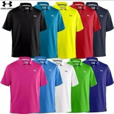 Polo Shirt Kaos Kerah UNDER ARMOUR JUMBO BIG SIZE XXXL