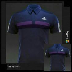Polo Shirt/ Kaos Polo/ Baju Kerah Adidas - Hy3khg