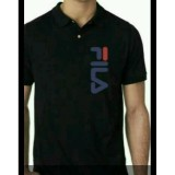 Polo Shirt Kaos Polo Kaos Pria Fila Murah
