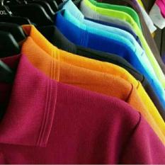 Harga Polo Shirt Polos Kaos Polo Kaos Kerah Baju Polo Baju Kerah Kaos Cowok Kaos Cewek T Shirt