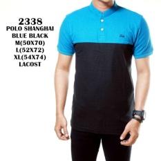 Jual Polo Shirt Pria Shanghai Kaos Polo Cowok Pakaian Distro Murah Kaos Ori