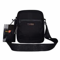 Polo Strike Tas Selempang 703-09 Casual Original - Black