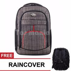 Tas Ransel Pria Polo USA Steel Protector Dailypack Tas Laptop Backpack + FREE Raincover Pria Promo Diskon Polo Classic Milano Real Polo Power Original Alto Eiger Bodypack Consina Xiaomi Asus Palazzo Polo Team Kuliah Termurah Terlaris Best Seller