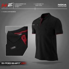 Poloshirt Komunitas Nokia N-Gage Lovers Indonesia/ Kaos Kerah Polos - 75Eb3e