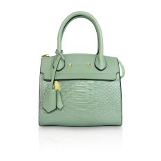 Pommkorea Tas Wanita / Mini Shoulder Bag / Pont Neuf / Woman Bag / Cameo Green