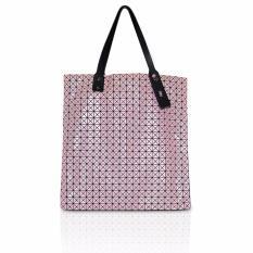 Pommkorea Tas Wanita / Shopper Bag / Miller Basic / Woman Bag / Strawberry Ice