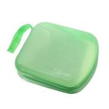 Jual Portabel 40 Disc Cd Dvd Storage Zipper Bag Case Pemegang Kartu Populer Hijau Intl Oem Branded