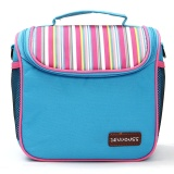 Portable Insulated Thermal Cooler Bag Camping Picnic Lunch Food Storage Cool Box Lake Blue Intl Not Specified Diskon