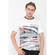 Poshboy T-Shirt Elton White