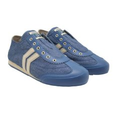 Jual Precise Fame Sepatu Wanita Biru Jeans Krem Grosir