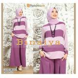 Toko Premierfashionstore Binaiya Set 3In1 Lavender Terlengkap