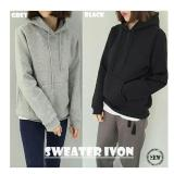 Beli Premierfashionstore Sweater Ivon Grey Kredit