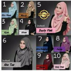 Premium Hijab Impor Jilbab Instan Sarah (Hijab Instant) - Toko Berkah Online