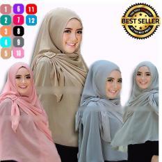 Premium Hijab Impor Syar'i Turki Gesper Jilbab Instan (Jilbab Instant) - Toko Berkah Online