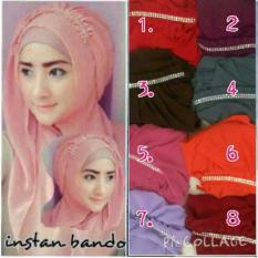 Premium Hijab (Jilbab) Kerudung Instant Bando Toko Berkah Online