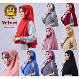 Toko Premium Hijab Jilbab Kerudung Instant Velvet Sequin Syria Toko Berkah Online Premium Di Indonesia