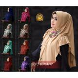 Beli Premium Jilbab Hijab Kerudung Instan Bergo Chic Safa Toko Berkah Online Kredit Indonesia